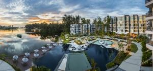 카시아 푸켓이 봄방학을 맞아 2월 15일부터 10월 31일까지 2박 이상 숙박을 하는 고객을 대상으로 객실 요금을 최대 30% 할인해주는 특가 프로모션을 실시한다 (사진제공: 반얀트리 호텔 앤 리조트)