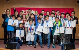 2016 세계수학올림피아드 아시아 대회가 지난 1월 29일(금) 오전 9시부터 오후 6시까지 대만 타이페이 명지과학기술대학에서 개최됐다 (사진제공: WMO Korea 운영위원회)