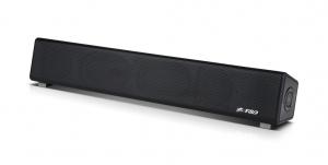 캔스톤어쿠스틱이 블루투스 기술이 더해진 신 개념의 사운드 바 스피커인 캔스톤 E200 Plus 사운드바 스피커를 출시한다 (사진제공: 캔스톤 어쿠스틱스)