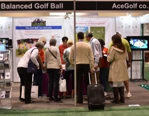 에이스골프의 2016 PGA Merchandise Show 참가 모습 (사진제공: 에이스골프)