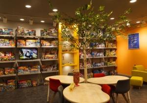 레고 테이크아웃 전문점 플레이 매장 전경 (사진제공: 플리스터)