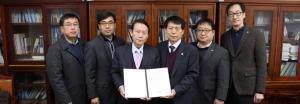 한국유스호스텔연맹-백석대학교 산학협력 협정 (사진제공: 한국유스호스텔연맹)