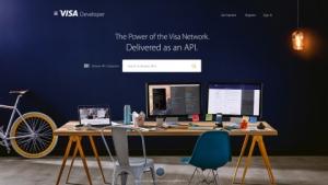 비자 디벨로퍼 홈페이지 (사진제공: VISA Inc.)