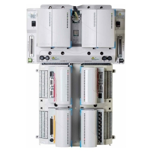 에머슨의 발전용 분산제어설비(DCS)인 오베이션(Ovation™) 컨트롤러 (사진제공: 한국에머슨프로세스매니지먼트)