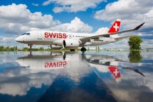 봄바디어 커머셜 에어크래프트가 최신 CS100 항공기가 바레인 마나마 착륙을 시작으로 시험투어에 착수한다고 발표했다 (사진제공: Bombardier)