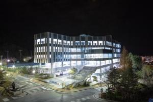 한림대학교가 산학협력관을 준공하고 개소식을 갖는다 (사진제공: 한림대학교)