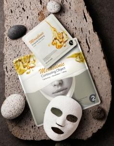 신개념 마스크팩 미라클리닉 석고 코르셋 마스크 (사진제공: 엔앤비랩)
