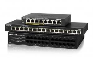 넷기어 소규모사무실용 8, 16, 24포트 기가비트 스위치– GS308P, GS316, GS324 (사진제공: 넷기어 코리아)