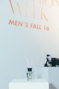 더블유드레스룸이 2월 열린 뉴욕 컬렉션의 공식 향으로 지정됐다 (사진제공: 더블유드레스룸)