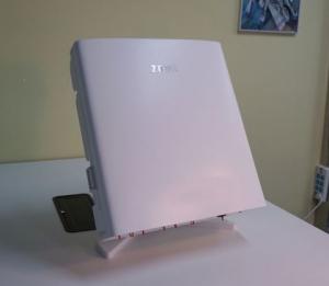 ZTE와 차이나 모바일, 최신 5G 고주파 시제품 공동 발표 (사진제공: ZTE Corporation)