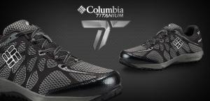 컬럼비아 워킹화 컨스피러시 타이타늄 아웃드라이 (사진제공: 컬럼비아)