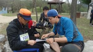 2015 청소년 오리엔티어링활동 지도과정 (사진제공: 국립평창청소년수련원)