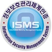 정보보호 관리체계 인증마크 (사진제공: 한국교직원공제회)