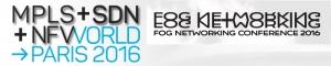 MPLS+SDN+NFV 및 Fog Networking 컨퍼런스 2016가 열린다 (사진제공: 글로벌인포메이션)