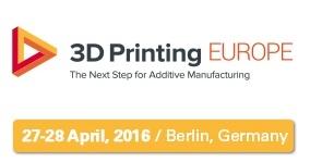 3D프린팅 유럽 컨퍼런스&전시회2016이 열린다 (사진제공: 글로벌인포메이션)