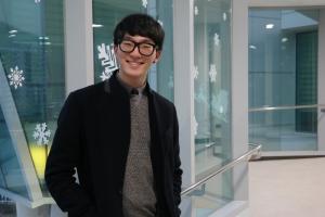 한상훈 감독의 영화 사랑한다는 것에 ost 행복한 눈물의 주인공 달로 (사진제공: 아트인터내셔널)
