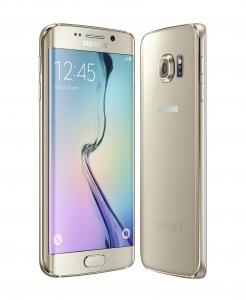 최고의 스마트폰으로 선정된 갤럭시 S6 엣지 (사진제공: 삼성전자)
