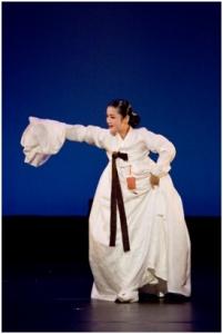 대통령상 수상자 한국국제예술원 전통예술학부 진유림 교수 (사진제공: 한국국제예술원)
