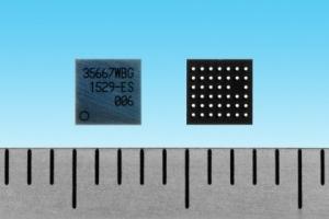 도시바, 스캐터넷 디바이스용 컴팩트 블루투스 저에너지 통신 IC TC3567WBG-006 출시 (사진제공: Toshiba Semiconductor & Storage Products Company)
