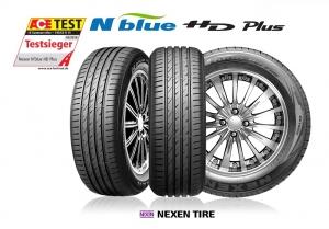 넥센타이어가 독일 자동차 전문지 평가 최우수 타이어로 선정됐다 (사진제공: 넥센타이어)