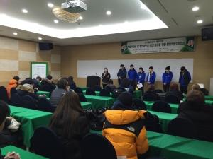 동명대 창업동아리 캠프 모습 (사진제공: 동명대학교)