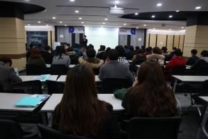 ICT항만물류사업단의 프로그램 활동 모습 (사진제공: 동명대학교)