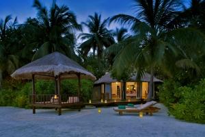 몰디브에 위치한 반얀트리 바빈파루 (사진제공: 반얀트리 호텔 앤 리조트)