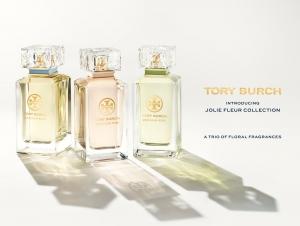 뉴욕 라이프 스타일 브랜드 토리버치 뷰티 라인의 졸리 플레르 컬렉션 (사진제공: 랩시리즈 & 디자이너 향수 사업부)