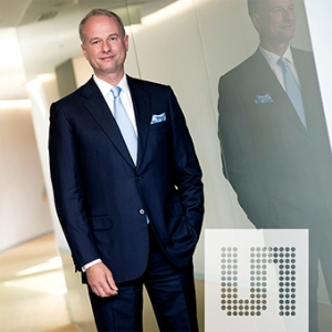 ams 신임 CEO 알렉산더 에버케 (사진제공: ams)