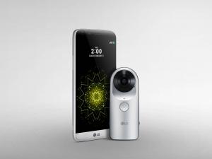 LG전자의 LG 360 캠이 구글 스트리트 뷰 호환제품으로 공식 인증을 받았다 (사진제공: LG전자)