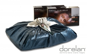 돌레란이 침대 프레임 및 매트리스 세트 상품 구매 시 예단 포장 서비스를 제공한다 (사진제공: 더홈)