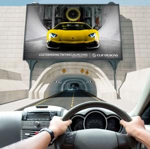 클리프 디자인 감성을 더해주는 프리미엄 자동차 틴팅필름 출시 (사진제공: 크래프트맨)