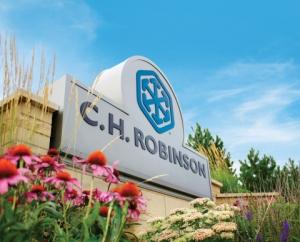 C.H. 로빈슨은 올해 가장 존경 받는 기업으로 선정된 세계 최대 제3자 물류기업(3PL)이다. (사진제공: C.H. Robinson Worldwide, Inc.)