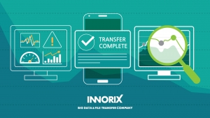 이노릭스가 기업 내 모든 업무 환경과 감사 시스템에 적용할 수 있는 기업 전용 파일전송 모니터·추적 담당 솔루션 InnoTS를 공급하며 전송 환경 안정화 사업에 적극 나선다 (사진제공: 이노릭스)