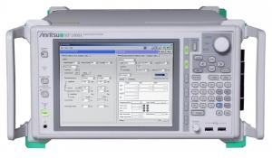 안리쓰 Signal Quality Analyzers MP1800A (사진제공: 안리쓰코퍼레이션)