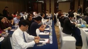 중국 진강시 제1회 한국기업상담교류회 (사진제공: 대전하나로신문사)