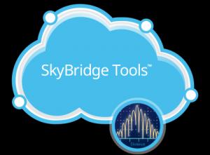 안리쓰 SkyBridge Tool (사진제공: 안리쓰코퍼레이션)