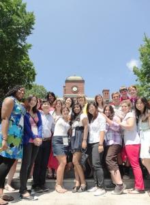 건국대학교는 학생들의 다양한 학문적 경험과 글로벌 언어 습득 기회를 제공하기 위해 유럽과 미주권 등 해외 유명대학과 해외파견 프로그램을 확대해 올해 1300명의 학생들을 해외대학에 파견한다 (사진제공: 건국대학교)