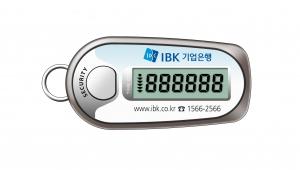 미래테크놀로지가 IBK 기업은행과 연 단위 OTP 공급 계약을 체결했다 (사진제공: 미래테크놀로지)