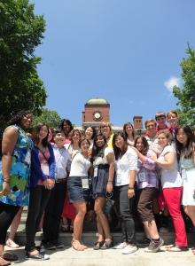 건국대학교가 학생들의 다양한 학문적 경험과 글로벌 언어 습득 기회를 제공하기 위해 해외 유명대학과 해외파견 프로그램을 확대해 올해 1300명의 학생들을 해외대학에 파견한다고  밝혔다 (사진제공: 건국대학교)
