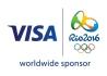 비자(Visa Inc.)가 미국의 올림픽 금메달 유망주 4명을 팀 비자 리우2016(Team Visa Rio 2016)의 새 멤버로 오늘 발표했다. (사진제공: VISA Inc.)