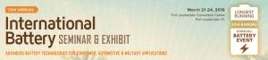 The Knowledge Foundation 주최의 국제 배터리 세미나 & 전시회가 21일부터 24일까지 미국 플로리다 포트로더데일에서 개최된다 (사진제공: 글로벌인포메이션)