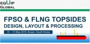 Equip Global 주최의 FPSO & FLNG 톱사이드 한국 컨퍼런스가 5월 10일부터 13일까지 부산에서 개최된다 (사진제공: 글로벌인포메이션)