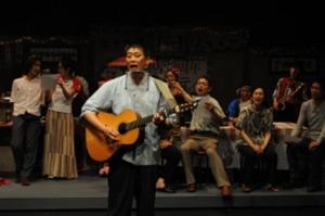 백년, 바람의 동료들 공연 모습 (사진제공: 스튜디오 반)