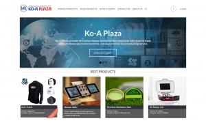 에코와이즈가 한-아시아 온라인 마켓 코아플라자 서비스를 본격적으로 시작한다 (사진제공: 에코와이즈)
