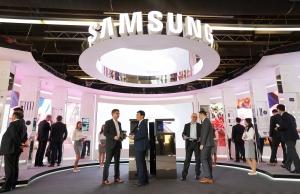 삼성전자가 13일(현지시간)부터 독일에서 열리고 있는 조명건축박람회 2016에서 고효율·고품질 LED 라인업을 발표했다 (사진제공: 삼성전자)