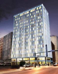 미국 뉴올리언스 중심가에 최고급 부티크 호텔 건설은 안정적인 미국 투자 이민이 가능하다 (사진제공: 국제이주개발공사)