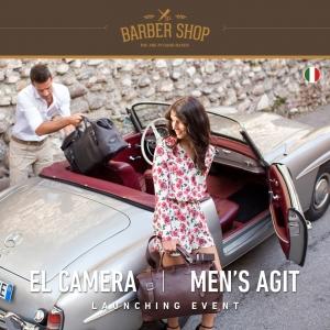 세기P&C가 이탈리아 수제 명품 카메라 가방 BARBERSHOP의 국내런칭을 기념하여 구매 고객에게 사은품을 제공하는 행사를 진행한다 (사진제공: 세기P&C)