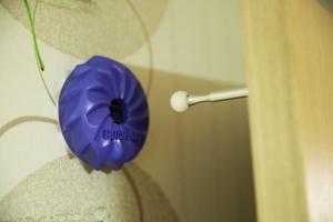 캐치홀 사용 모습 (사진제공: 엘피아)