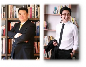 손철 대표(좌), 이형주 대표(우) (사진제공: 비엠씨아시아)